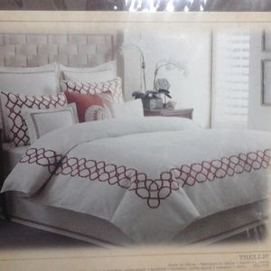 Tommy Bahama TRELLIS Duvet Queen/Full